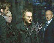 Andrew Hayden Smith Doctor Who Firmada a Mano Foto con Coa Uacc AFTAL
