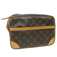 LOUIS VUITTON TROCADERO 27 CROSS BODY BAG MONOGRAM M51274 MB0082 35270