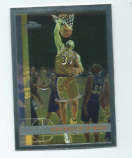 1997-98 Topps Chrome #109 Shaquille O'Neal  Great harder to find card.