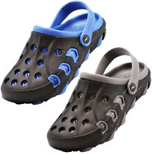 NORTY Men's Slip On Clog Sandal, Walking, Water Shoe or Gardening