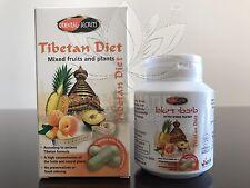 Tibetan Diet Tibetian Natural Weight Loss Organic Accelerate Metabolism 90 Caps