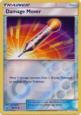 Pokemon: Damage Mover Reverse Holo - 58/73 - Sun & Moon: Shining Legends