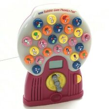 Vtech Bubble Gum Phonics Fun Electronic Learning Toy