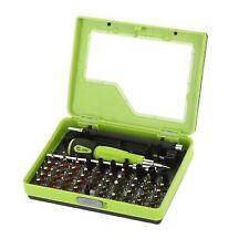 HUIJIAQI 056714 Precision Screwdriver & Bit Set - 53 Pieces