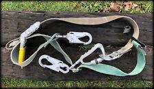 Buckingham Bucksqueeze 483D Lineman's Safety Harness