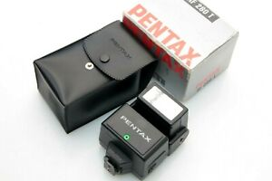 PENTAX AF280T Shoe Mount Flash Gun for Pentax LX and Others, box/case