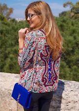 Plus Size Cotton Blend Blazers for Women