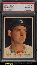 1957 Topps Don Larsen #175 PSA 8 NM-MT (PWCC)