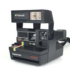 Polaroid Supercolor 635CL (Testé) / Appareil Photo Vintage (film 600)
