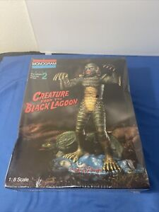 VTG Monogram Universal Monsters Creature From The Black Lagoon 1:8 Scale Model