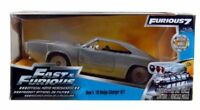 1968 Dodge Charger R/T - Bare Metal 'Fast & Furious 7' 1/24 Model Car