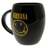 Official NIRVANA Large Oval MUG Cup Boxed Gift