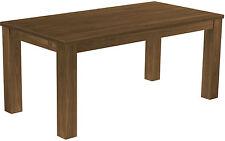 Esstisch Holz Pinie massiv Tisch 180 x 90 Nussbaum Wohnzimmer Küchentisch Tische