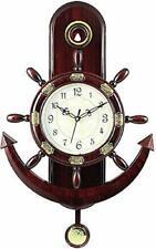 Analogue Pendulum Wall Clock Decorative Wall Clock free shipping
