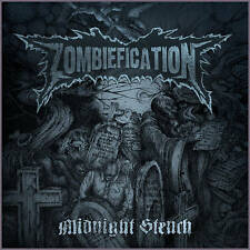 ZOMBIEFICATION - Midnight Stench - LP - DEATH METAL