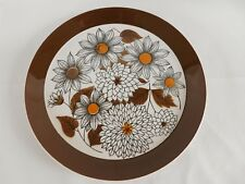 """Mikasa Duplex Frolic 12"""" CHOP PLATE or PLATTER have more items to set"""
