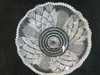 "Epergne Crystal Replacement Bowl. 5.10"" diameter. Others Available."