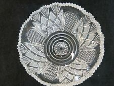 """Epergne Crystal Replacement Bowl. 5.10"""" diameter. Others Available."""