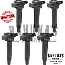 LEXUS IS200 IS300 ensemble de 6x Crayon Bobine D'allumage Pack 90919-02230 9091902230 nouveau