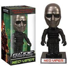 Funko gi joe Neo Viper rise of cobra movie bobblehead pop wacky wobbler - Read