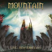 Mountain - Live... New Jersey 1973 (2017)  CD  NEW/SEALED  SPEEDYPOST