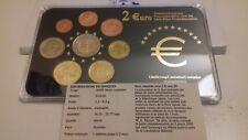 Autriche Coffret série Euros neuve 2005 Collector Rare ***Promo*** ✔