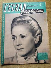 l'écran français paris cinema, n°95, 22 avril 1947