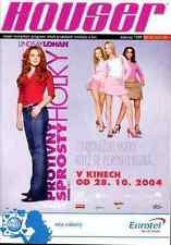 LINDSAY LOHAN TINA FEY Magazine czech models