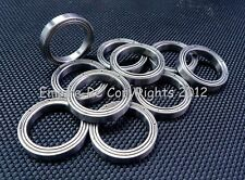 (4 PCS) 6704ZZ (20x27x4 mm) Metal Shielded Ball Bearing Bearings 6704z 20*27*4
