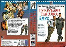 UN FANTASMA PER AMICO  (1990) vhs ex noleggio