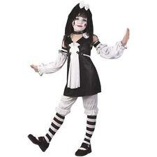 Goth Ann twist on little Orphan Annie fw 5955 girls size lg