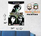 Soul Calibur 2 GameCube Cover Box Art Wall Poster NINTENDO 11x17-24x36