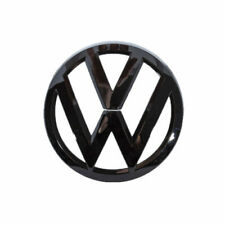 VW T6 Transporter 2015-2019 GLOSS BLACK FRONT GRILLE BADGE