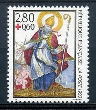 STAMP / TIMBRE FRANCE NEUF N° 2853 ** CROIX ROUGE, SAINT NICOLAS