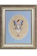 Nora Corbett Cross Stitch Kit Fairy Holiday collection, Miss New Year's Fairy