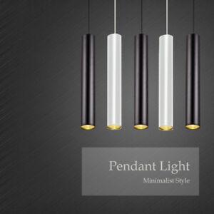 LED Pendant Light 200/300/600/1000mm COB Surface Mounted Downlight Pure White