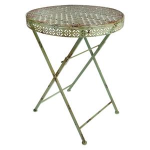 Tavolo da Giardino, IN Design Industriale, Retrò Balcone, Bistro Ferro