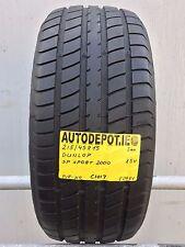 215/45R15 DUNLOP SP SPORT 2000 85V Part worn tyre (C1017)