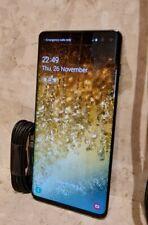 Samsung Galaxy S10+ Plus  512GB Unlocked Prism Black **Very Good Condition***