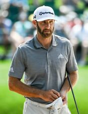 Dustin Johnson 2020 Masters UNSIGNED 8X10 photo Y