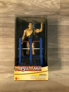 WWE Elite Andre The Giant Wrestlemania 37 Celebration New! MOC! In Hand!
