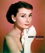 Audrey Hepburn A Life in Pictures (2014 hrdcvr) ~ movie stars Givenchy fashion