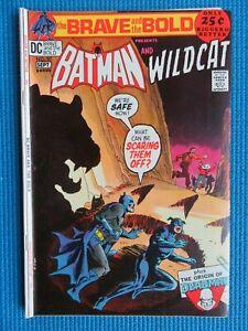BRAVE AND THE BOLD # 97 - (NM-) - BATMAN & WILDCAT-ORIGIN OF DEADMAN-CHOCLOTAN