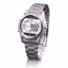 Relojes de pulsera de acero inoxidable de acero inoxidable