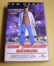 VHS - Meine teuflischen Nachbarn ( The Burbs ) - Tom Hanks 1989 - Videokassette