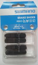 4 x SHIMANO Dura Ace Bremsbeläge R55C3 Ultegra 105 Bremsschuhe Rennrad Road