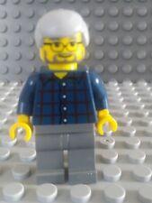 Lego Star Wars  George Lucas  Minifigure  American Filmmaker  RARE