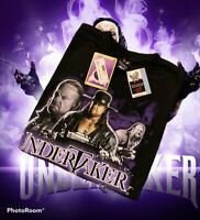vintage 00's WWF/WWE undertaker shirt Size XL VTG rare hard To Find