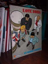Love Song Tome 4 : Greg - Exemplaire Dédicacé - BD
