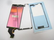 LCD display + Touch screen+adhsive For Sony Xperia Z1 MiNi Compact D5503 M51W